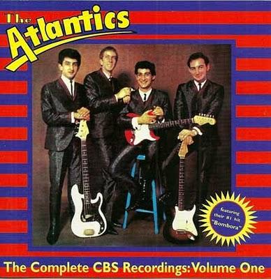 Johnny Rebb And Atlantics Whirlpool