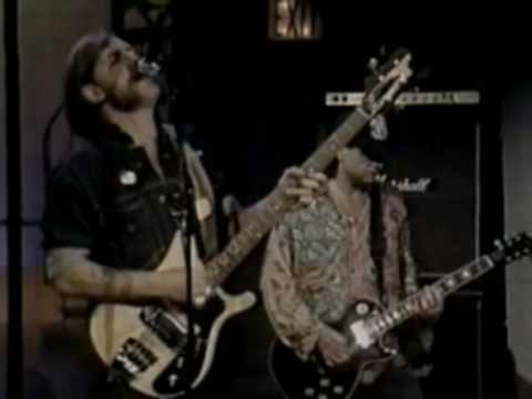 Willie Simpson » Blog Archive » Motorhead, Let it Rock!