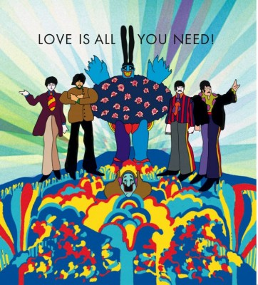 all you need is love willie