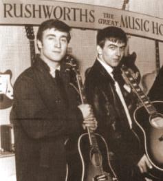 John Lennon George Harrison Oh My Love
