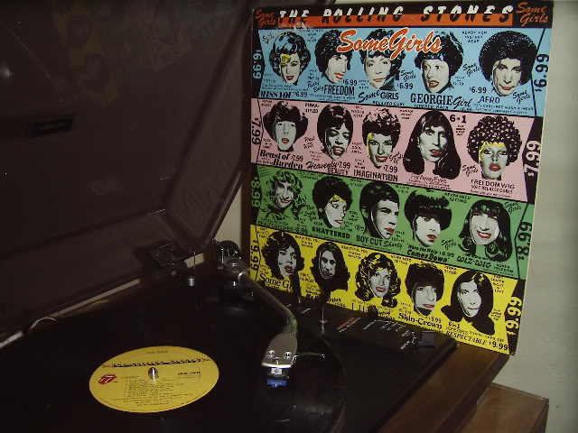 Willie Simpson » Blog Archive » The Rolling Stones, Some Girls