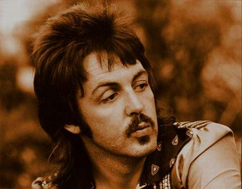 Willie Simpson Paul McCartney